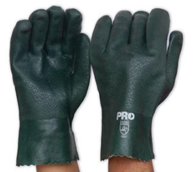 Green PVC Short