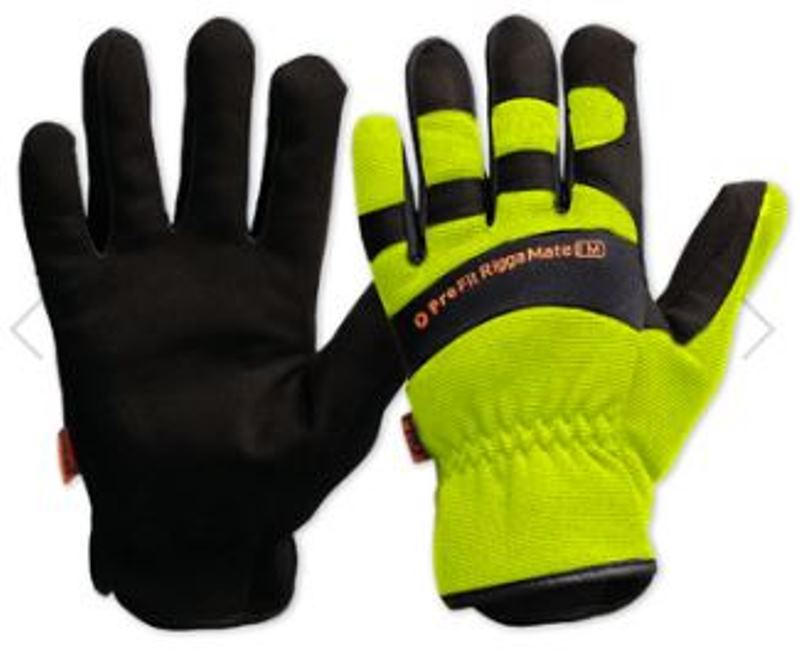 Synthetic Leather - Rigger Glove